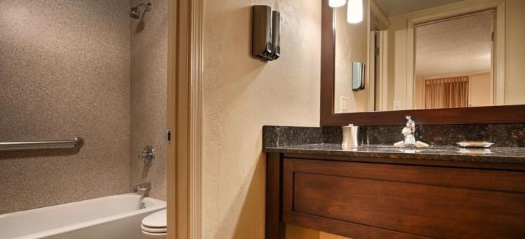 Hotel Sky Rock Inn Of Sedona: Bathroom SEDONA (AZ)