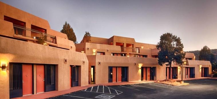 Hotel Sky Rock Inn Of Sedona: Exterior SEDONA (AZ)