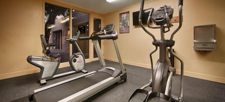Hotel Sky Rock Inn Of Sedona: Gym SEDONA (AZ)