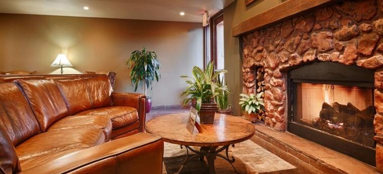 Hotel Sky Rock Inn Of Sedona: Lounge SEDONA (AZ)