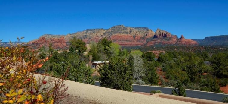 Hotel Sky Rock Inn Of Sedona: Overview SEDONA (AZ)