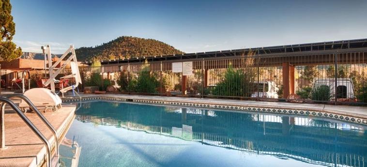 Hotel Sky Rock Inn Of Sedona: Pool SEDONA (AZ)