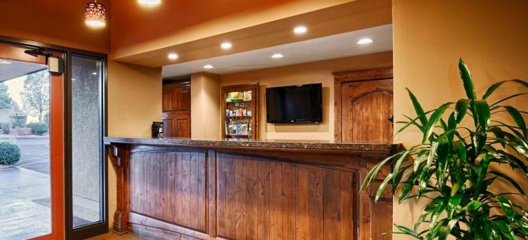 Hotel Sky Rock Inn Of Sedona: Reception SEDONA (AZ)
