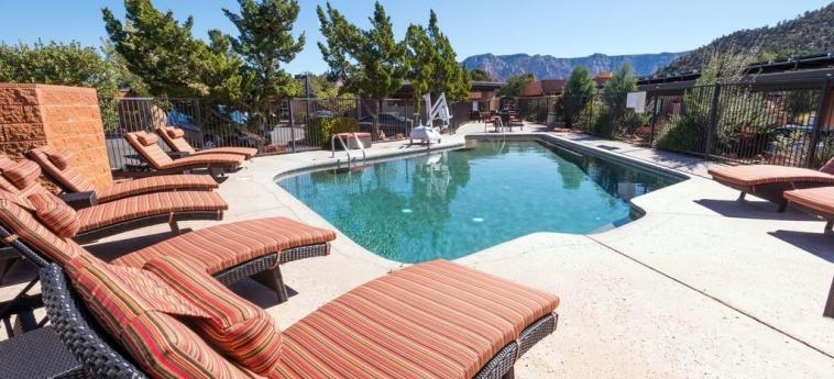 Hotel Sky Rock Inn Of Sedona: Solarium SEDONA (AZ)
