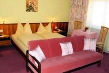 Hotel Cristallago: Chambre SEEFELD