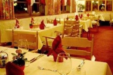 Hotel Cristallago: Restaurant SEEFELD