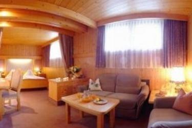 Hotel Alpina: Habitación SEEFELD