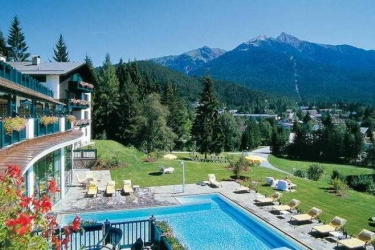 Hotel Astoria Relax & Spa: Esterno SEEFELD