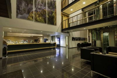 Hotel Selfoss: Lobby SELFOSS