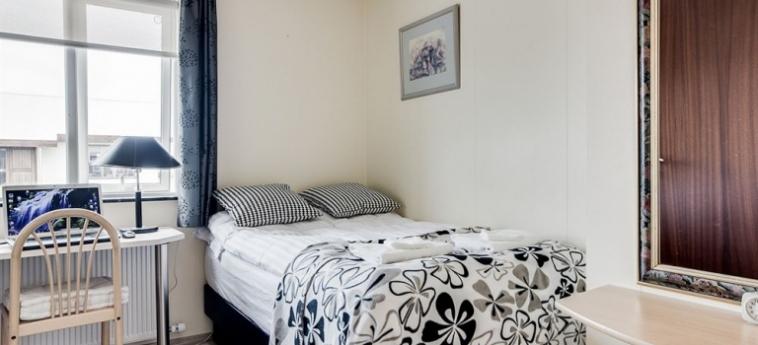 Guesthouse Bjarney: Parkplatz SELFOSS