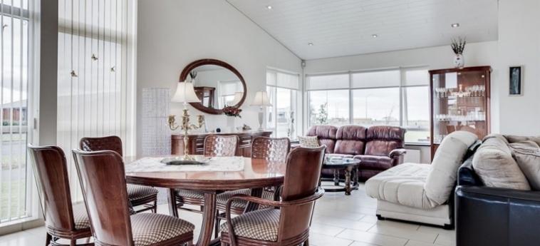 Guesthouse Bjarney: Restaurant SELFOSS