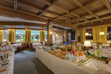 Hotel Residence Antares: Buffet SELVA DI VAL GARDENA - BOLZANO