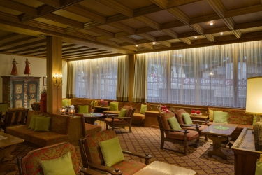 Hotel Residence Antares: Hotel interior SELVA DI VAL GARDENA - BOLZANO