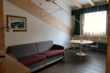 Hotel Residence Antares: Living Room SELVA DI VAL GARDENA - BOLZANO