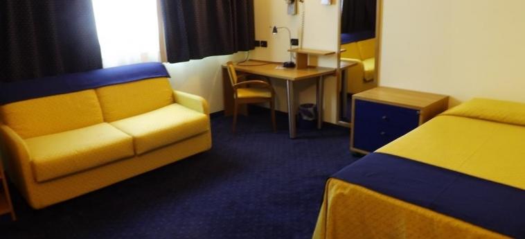 Hotel Mastai: Chambre Unique SENIGALLIA - ANCONA