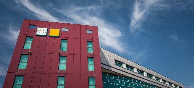 Hotel Mastai: Exterieur SENIGALLIA - ANCONA