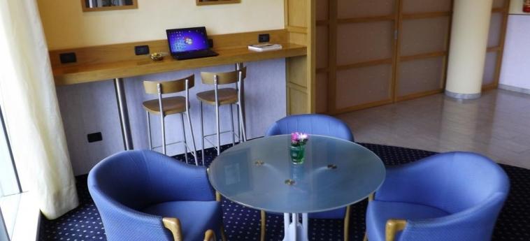 Hotel Mastai: Dettagli Strutturali SENIGALLIA - ANCONA