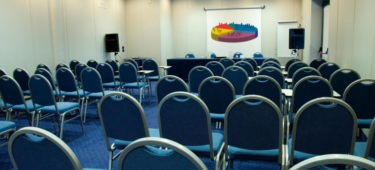 Hotel Mastai: Konferenzraum SENIGALLIA - ANCONA