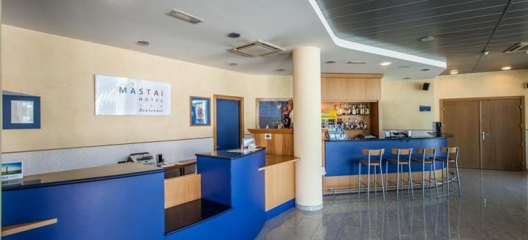 Hotel Mastai: Reception SENIGALLIA - ANCONA