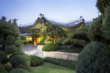 Hotel Shilla: Sala Reuniones SEOUL