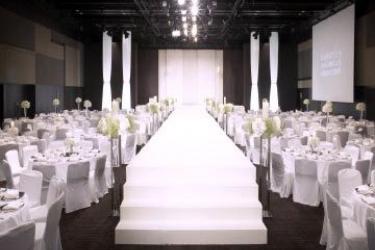 Hotel Shilla: Salón para Banquetes SEOUL