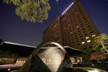 Hotel Shilla: Exterieur SEOUL