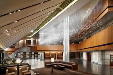 Hotel Shilla: Lobby SEOUL