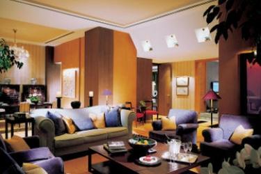 Hotel Shilla: Camera Suite SEOUL