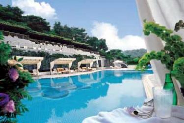 Hotel Shilla: Piscina SEOUL