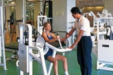 Hotel Shilla: Fitnesscenter SEOUL