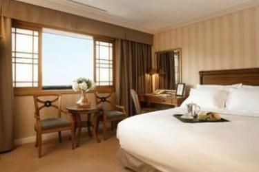 Hotel Shilla: Schlafzimmer SEOUL