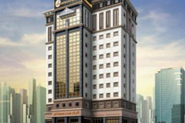 Hotel Artnouveau City Gangnam: Außen SEOUL