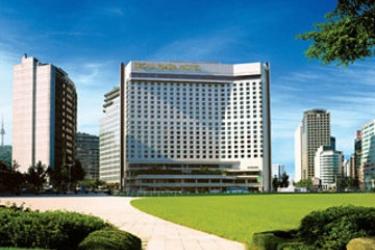 The Plaza Hotel (Former Seoul Plaza): Extérieur SEOUL