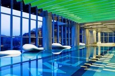 Hotel W Seoul Walkerhill: Piscina Coperta SEOUL