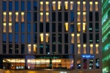 Hotel Aloft Seoul Gangnam: Außen SEOUL