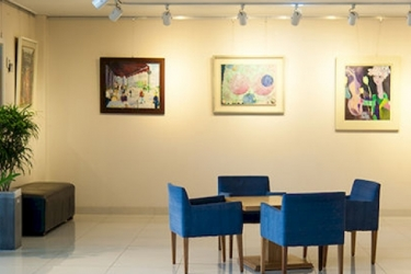 Benikea Hotel Flower: Athenian Panorama Room SEOUL