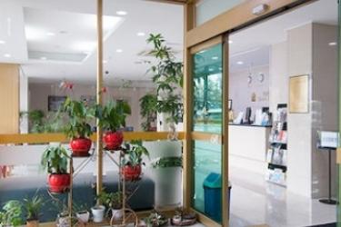 Benikea Hotel Flower: Camera Vista Mare SEOUL
