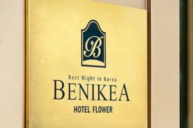 Benikea Hotel Flower: Mapa SEOUL