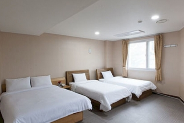 Benikea Hotel Flower: Posicion de l'Hotel SEOUL