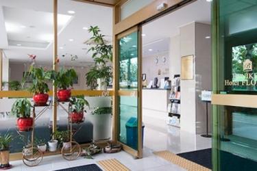 Benikea Hotel Flower: Soggiorno E Angolo Cottura SEOUL
