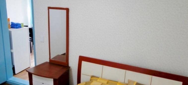 Hotel Cozyplace In Itaewon: Camera Vista Mare SEOUL