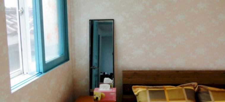 Hotel Cozyplace In Itaewon: Floor Plan SEOUL