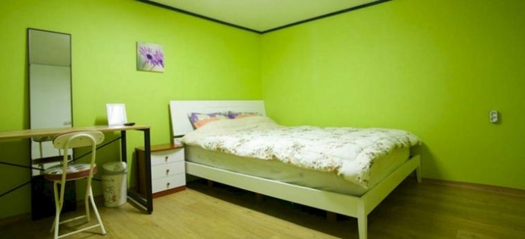 Hotel Cozyplace In Itaewon: Folk SEOUL