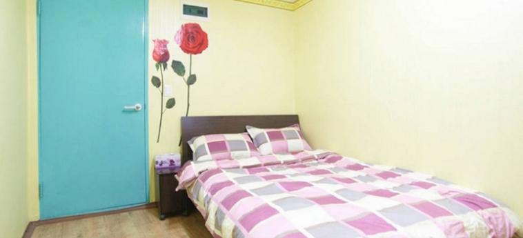 Hotel Cozyplace In Itaewon: Li Galli Room SEOUL