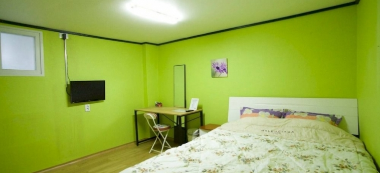 Hotel Cozyplace In Itaewon: Overview SEOUL