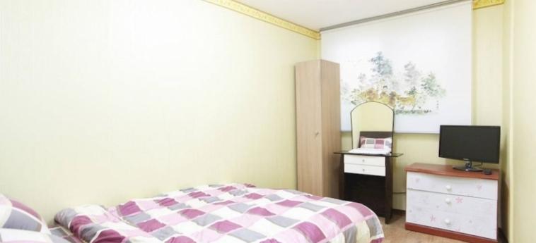 Hotel Cozyplace In Itaewon: Putting Green SEOUL