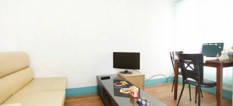 Hotel Cozyplace In Itaewon: Reception SEOUL