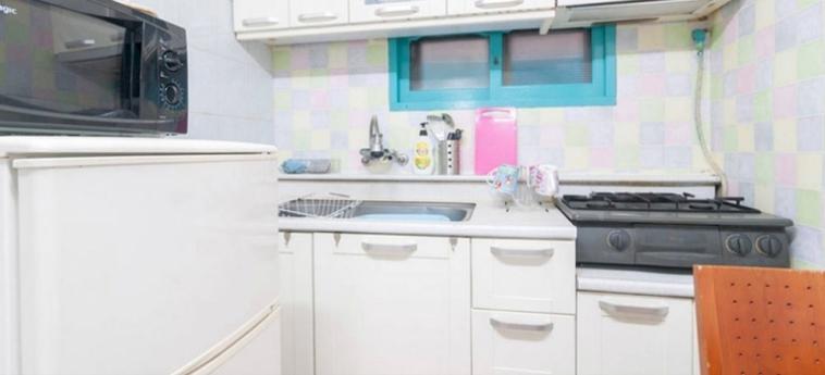 Hotel Cozyplace In Itaewon: Studio Apartment SEOUL