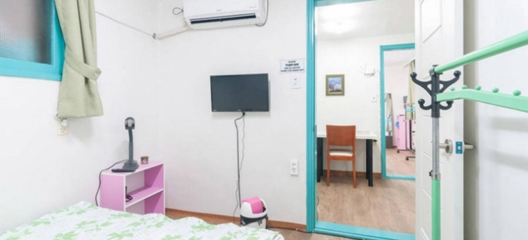 Hotel Cozyplace In Itaewon: Tennis Court SEOUL