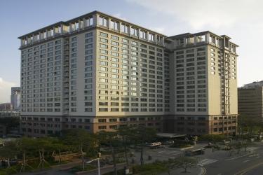 Hotel Somerset Palace: Außen SEOUL